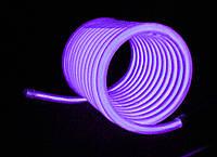 Холодный неон 3-го покл.5.0 мм,пурпурный (розница, опт)