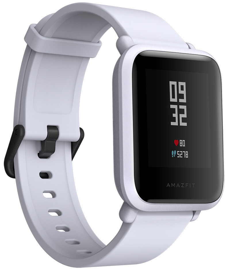 Умные часы Sport watch Xiaomi Amazfit bip lite Youth Edition (Light Gray) Гарантия 12 месяцев