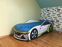 Кровать-машинка, фото 1