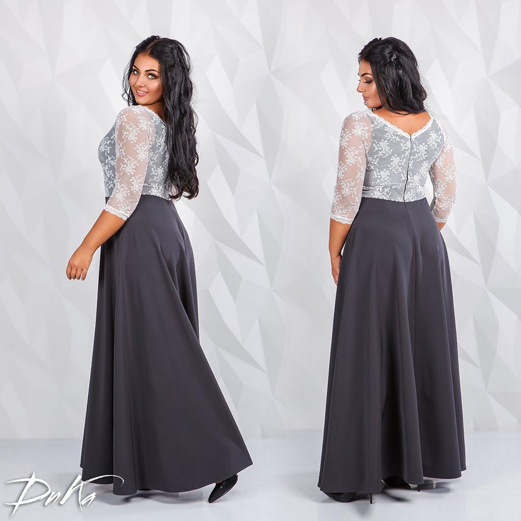 215cef1d6d8c Шикарное вечернее длинное платье в пол 50-56р.(3расцв)  продажа ...