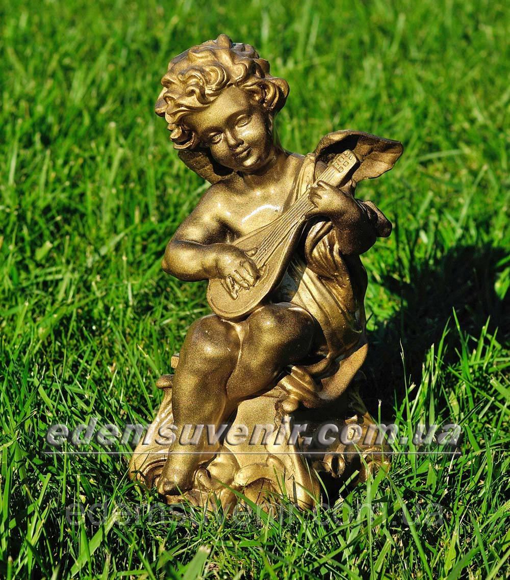 Фигура Ангелок с лютней
