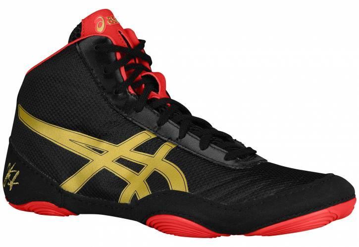 Борцовки, боксерки Asics JB Elite V2.0. Обувь для борьбы Асикс. Обувь для бокса Asics.