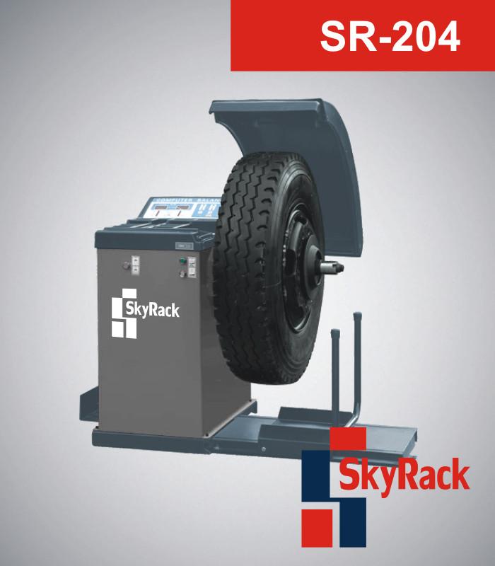 Автоматический балансировочный стенд SkyRack