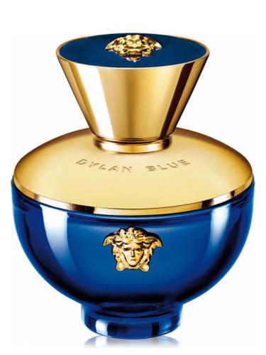 Versace Pour Femme Dylan Blue парофюмированная вода 100 ml. (Тестер Версаче Пур Фем Дилан Блю)