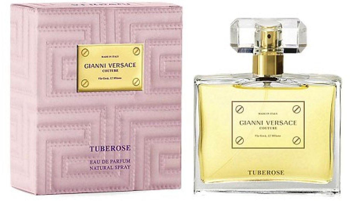 Versace Gianni Versace Couture Tuberose парофюмированная вода 100 ml. (Версаче Джанни Версаче Кутюр Тубероза)