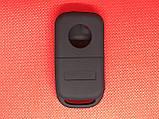 Силиконовый чехол Мерседес mercedes Vito, Sprinter, 124, A class, B class, E class  2 кнопки , фото 2
