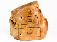 Комод под украшения деревянный