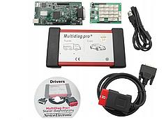 Автомобильный диагностический сканер MULTIDIAG PRO + NEC