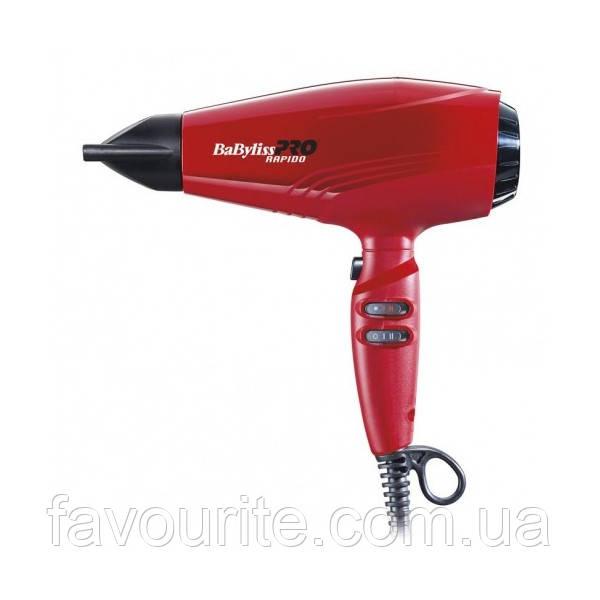 Профессиональный парикмахерский набор BaByliss Pro RED Professional Hairstyle Box P1035E