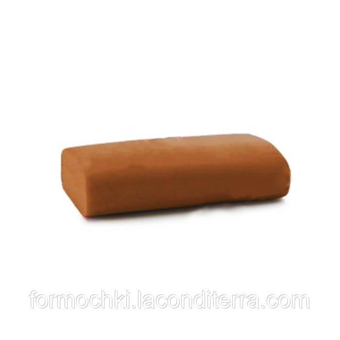 Мастика для обтяжки с какао RUE FLAMBEE, 1 кг, коричневая