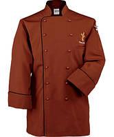 Куртка поварская классическая (L, цвет черный )