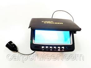 """Підводна камера для риболовлі CARP CRUISER СС4-HBS HD 4.3"""" монітор, шнур15 м, підсвічування 8 ік діодів"""