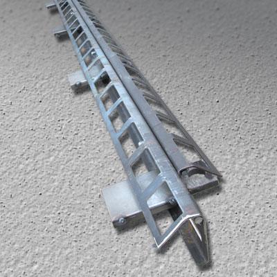ПДШ Вета-профіль β-160 : min висота (h) 160мм, довжина (L) 3м товщина металу 2,5 мм.