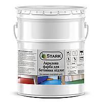 Акриловая эмаль для бетонных поверхностей