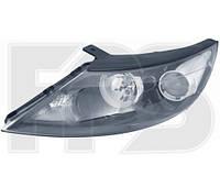 Фара передняя Kia SPORTAGE 10-15 левая, без LED, электр. регулир. 4024 R1-P