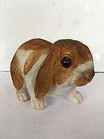 Садовая фигура кролик малый, фото 1
