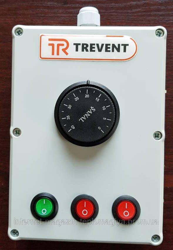 Пульт управления  TREVENT 6-9 кВт