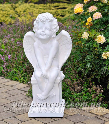 Фигура Ангел на колонне, фото 2