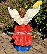 Фигура Ангелок поющий, фото 3