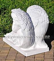 Фигура Печальный ангел, фото 3