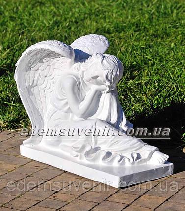 Фигура Печальный ангел, фото 2
