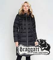 Braggart Angel's Fluff 47250 | Воздуховик зимний длинный черный