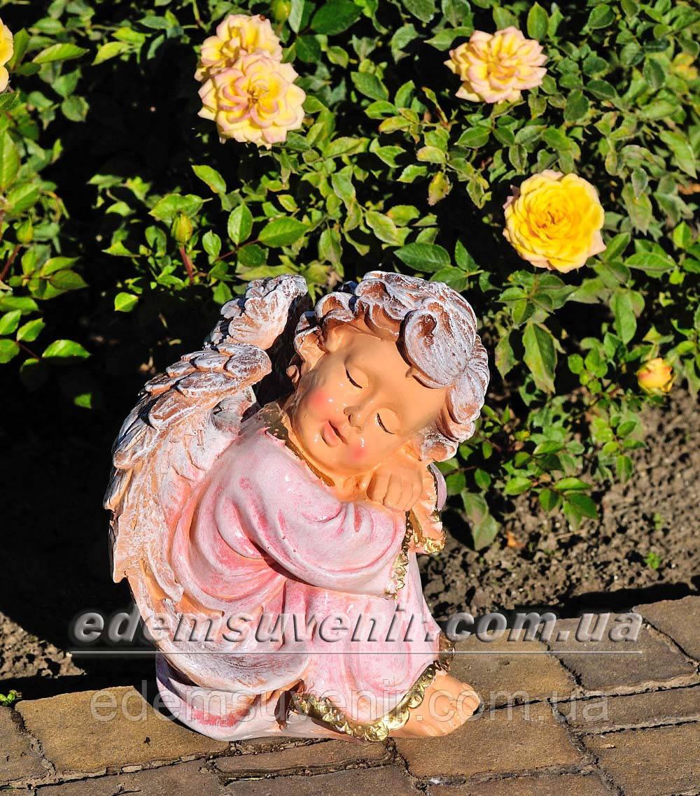 Фигура Ангелок спящий малый