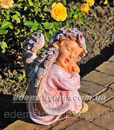 Фигура Ангелок спящий малый, фото 2