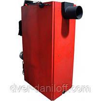 Пиролизный котел КП D-F 10 кВт, 20 кВт, 30 кВт, 60 кВт, 98 кВт, фото 2