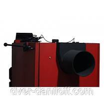 Пиролизный котел КП D-F 10 кВт, 20 кВт, 30 кВт, 60 кВт, 98 кВт, фото 3