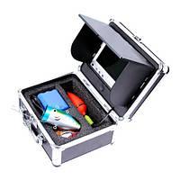Подводная камера для рыбалки Carp Cuiser CC7-iR/W15-SP с жестким полуавтоматическим солнцезащитным козырьком