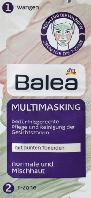 Balea Maske Multimasking, 2 x 8 ml, 16 ml