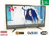 """📌Телевизор Samsung 24"""" дюйма + Т2 тюнер • Сделано в Корее • Оригинальная коробка • Пульт • Инструкция"""