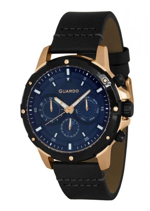 Мужские наручные часы Guardo P11710 RgBB