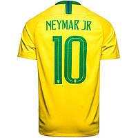 Детская футбольная форма сборной Бразилии Неймар (2017-2018), Футбольная  форма Детская 84b223af4e4