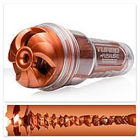 Мастурбатор Fleshlight Turbo Thrust Copper (имитатор минета), фото 1