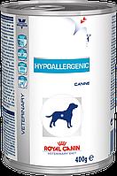 Консерва для собак с пищевой аллергией Royal Canin Hypoallergenic