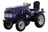 Минитрактор Добрыня дизельный Силач М-15 (15 л.с.) + фреза тракторная большая