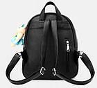 Женский городской рюкзак 2 в 1 (рюкзак + сумка-клатч) + брелок в Подарок! 01034, фото 2
