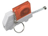 Брелок-рулетка «Автомобиль» с фонариком