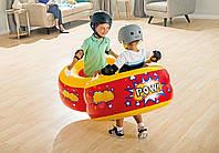 Надувная игрушка круг-буфер Intex 44601 80-38 см, фото 1