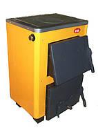 Твердотопливный котёл Огонек с плитой КОТВ-10 кВт, фото 1