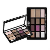 Палитра теней для век Malva «Pro Eyeshadow Contour & Highlight» M-493 №2