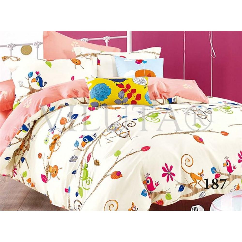 ТМ Вилюта Дитячий комплект в ліжечко 187