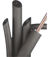 Теплоизоляция Insul Tube d15 толщ. 6мм (2м) для изоляции медных труб