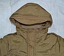Качественная зимняя куртка для мальчика Mariuzs бежевая (QuadriFoglio, Польша), фото 2