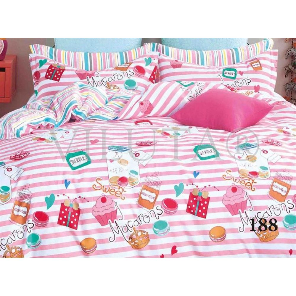 ТМ Вилюта Дитячий комплект в ліжечко 188