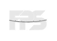 Накладка переднего бампера (молдинг) хром Nissan Leaf ZE0 / AZE0 (10-17) 62084-3NF0A