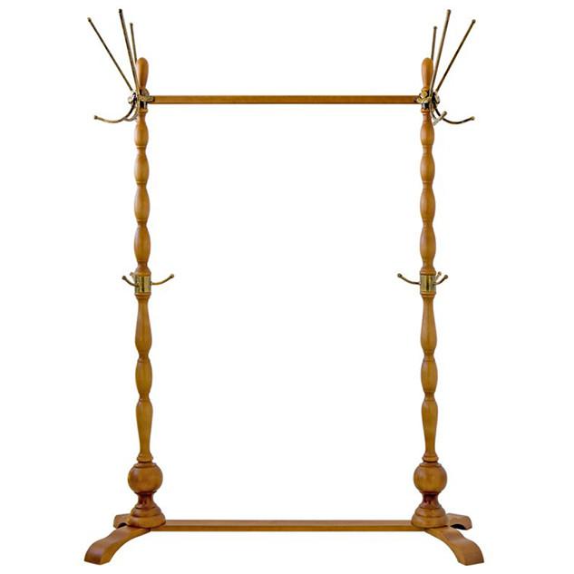 Деревянная стойка для одежды «Абсолют 2»