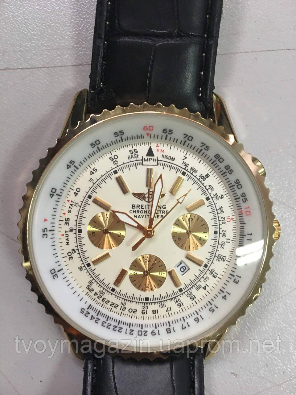 Наручные Часы Breitling (брайтлинг) Наручний годинник